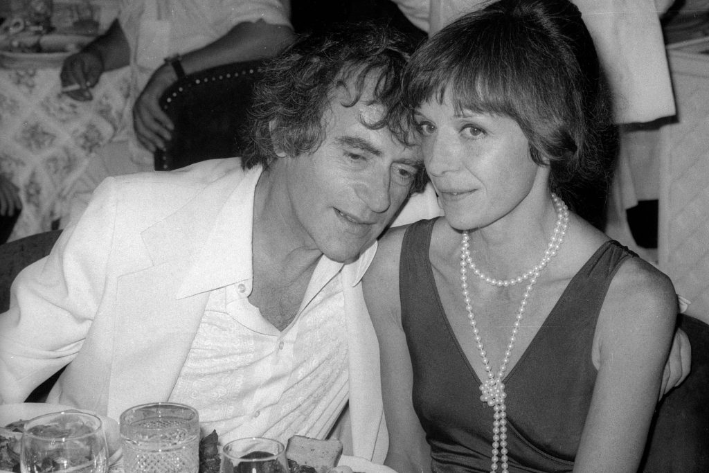 Joe and Gail in 1978 (Photo: Adam Scully/PHOTOlink/MediaPunch)